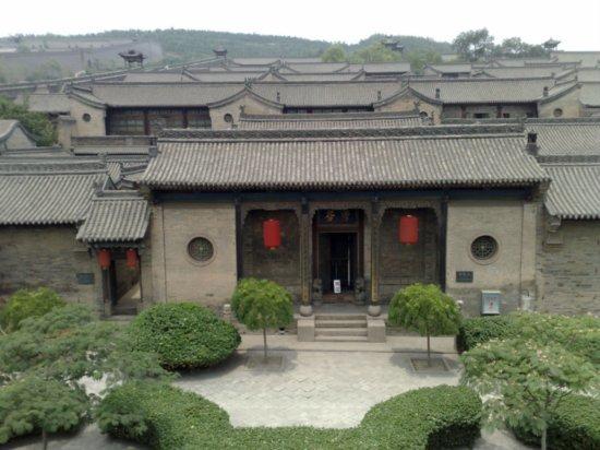 20-Wangs Court Yard & Zhang Bi Tunnels