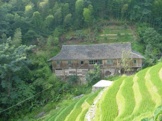 Guangxi Ping An Rice Adventure