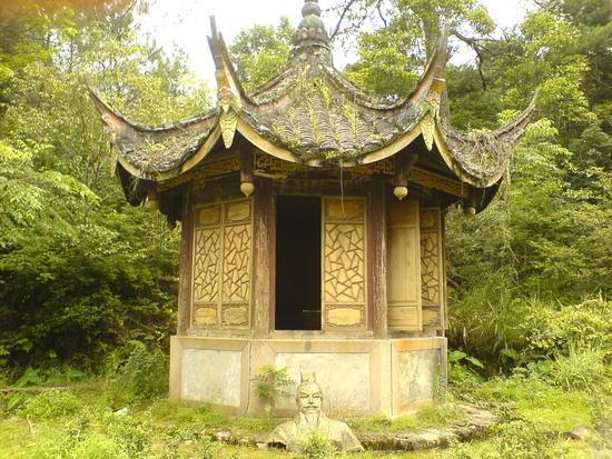 06 - 16 June 2007 - Wuyi Shan Day 1 (15)