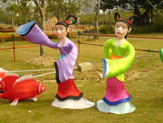 Yundang Lake Area (2)