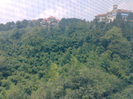 11-Climbing  Down Jigongshan