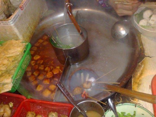 Dinner - Soup On A Stick