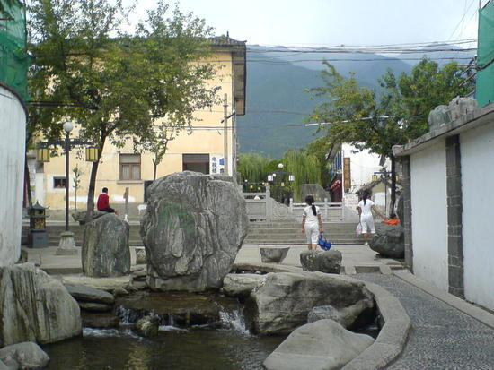 Dali Old Town Walk