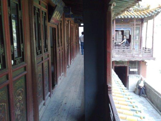37-Hanging Monastery & Mu Ta Pagoda
