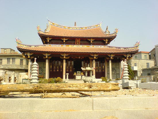 The Ancient Walled City of Chongwu (24)