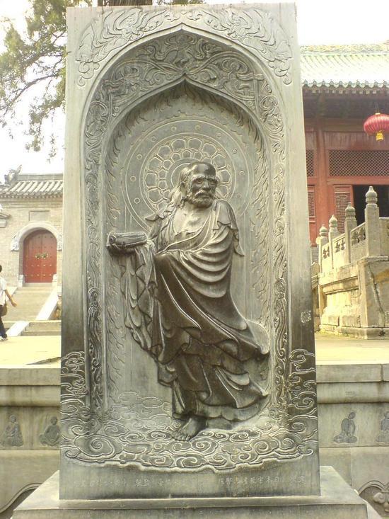 The Shaolin Monastery N Song Shan (10)