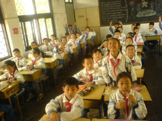 My Happy Third Birthday In China 9
