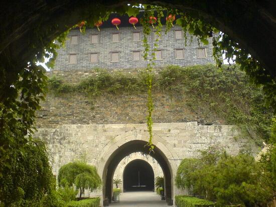 Nanjing - Zhongshan City Gate (1)