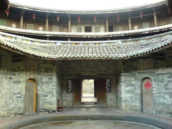The Zhenfu Hakka Earth Building (9)