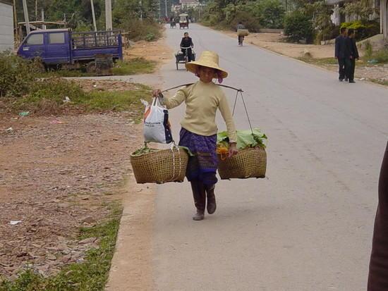 Mengla Market Village N Walk (12)