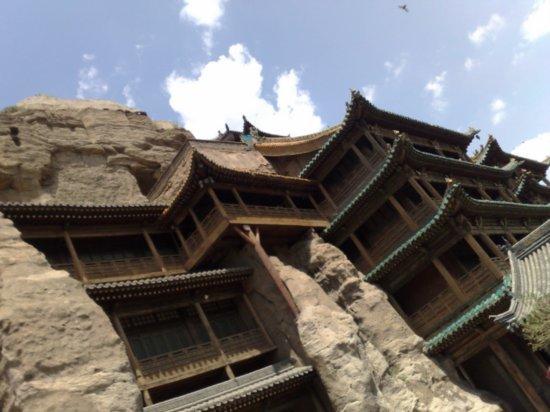 20-Yungang Grottoes Datong