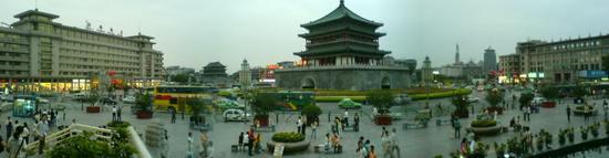 Big Goose Pagoda & City Square (42)