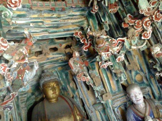 34-Hanging Monastery & Mu Ta Pagoda