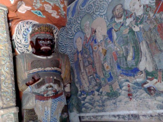 44-Yungang Grottoes Datong