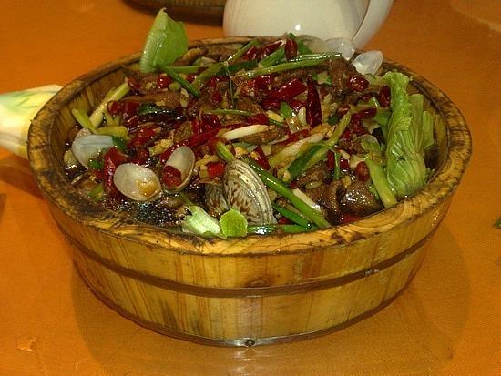Behind The Facades & Jiangxi Cuisine