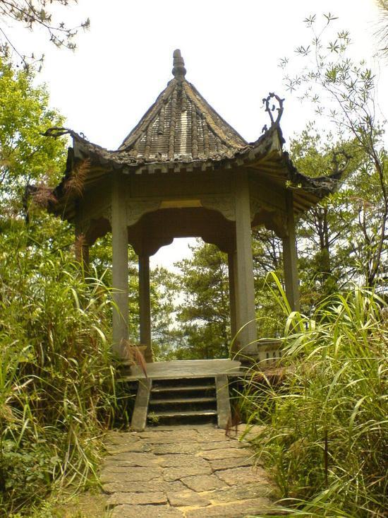 06 - 16 June 2007 - Wuyi Shan Day 1 (13)