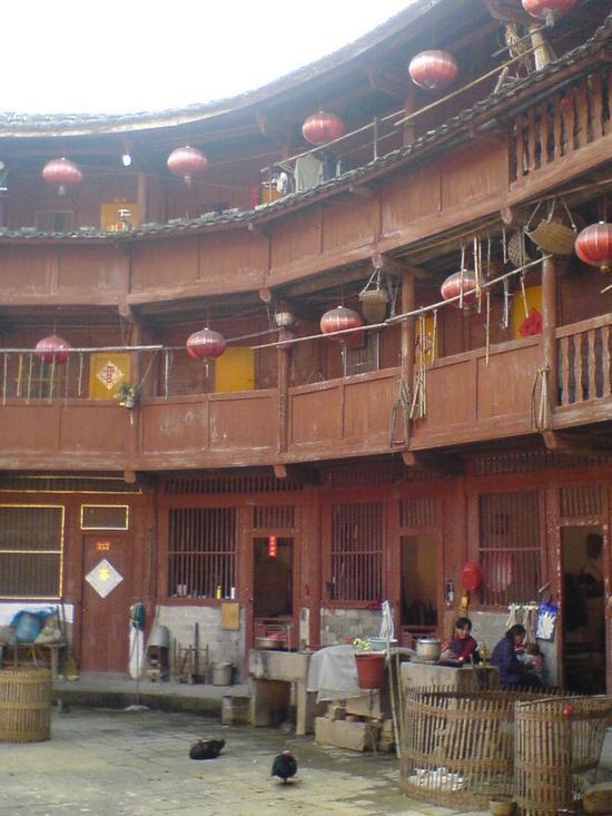 Chuxi Hakka Earth Building Group (31)