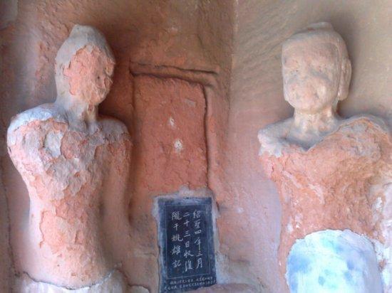 13-Xumi Shan Grottoes