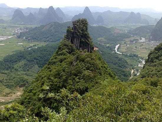The Li River & Moon Hill Adventures