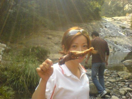 Waterfall Picnic 1