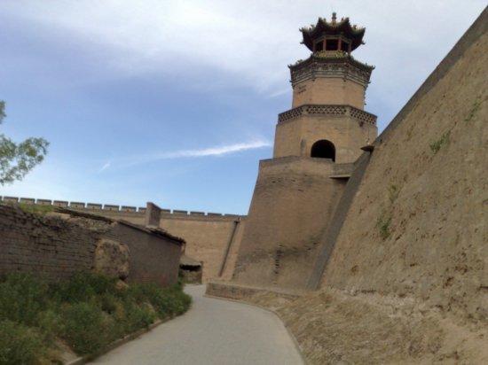 7-Pingyao Wall Adventure