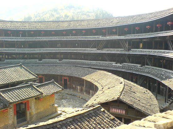 Chuxi Hakka Earth Building Group (11)