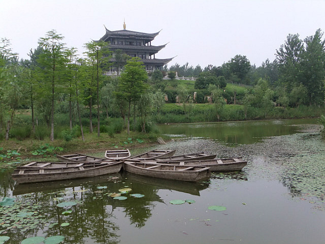 Temple & Pagoda  Wet Lands Adventures