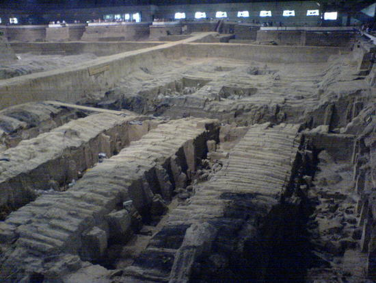 Army Of The Terracotta Warriors (10)