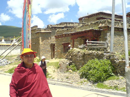Litang Town & Monastery Walk (19)