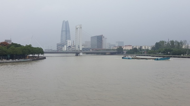 Ningbo Bund & Art Museum Level 1