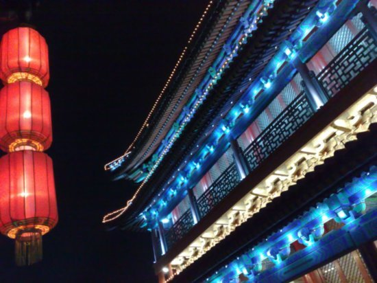 19-Xian City Wall Adventure