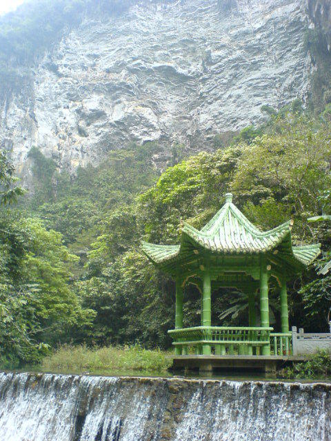Jingxi Waterfalls and Love Ball Village (7)