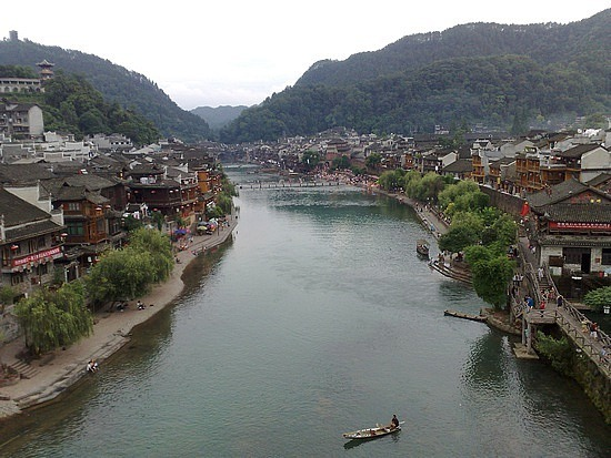 Funky Fenghuang Old Town