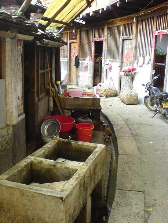 Chuxi Hakka Earth Building Group (23)