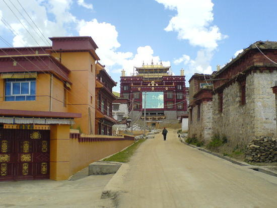 Litang Town & Monastery Walk (20)