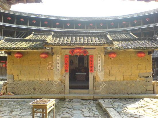 Chuxi Hakka Earth Building Group (16)
