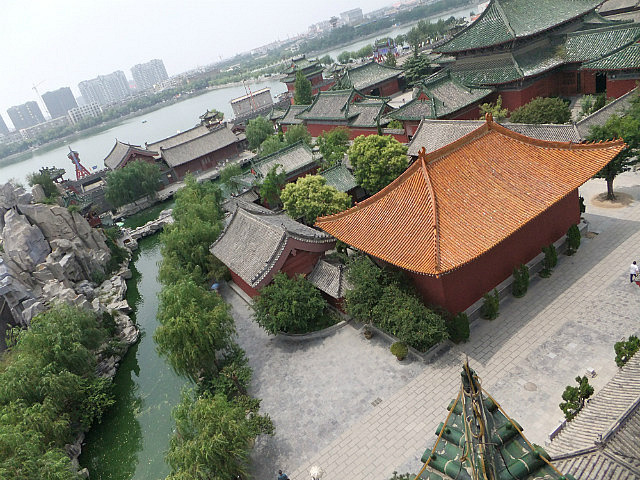 So Wonderful To Be Back In Kaifeng