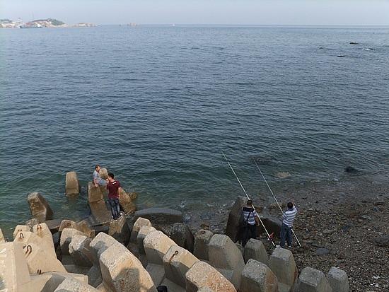 Lushun, Tiger Beach & Russians
