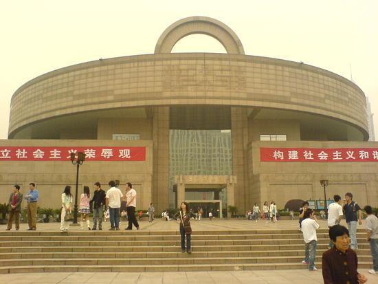 Shanghais Museums Bazaars & Bars