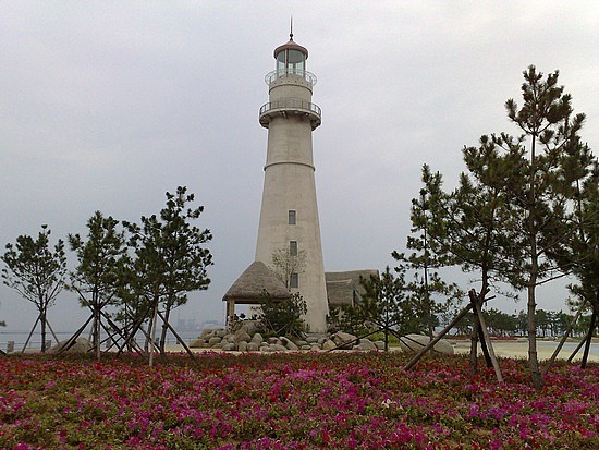 Weihai  Lighthouse & Foreshore Walk
