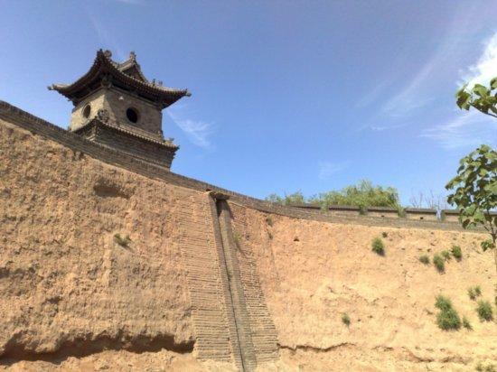 2-Pingyao Wall Adventure
