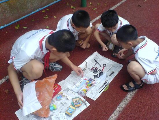 School Sale Afternoon