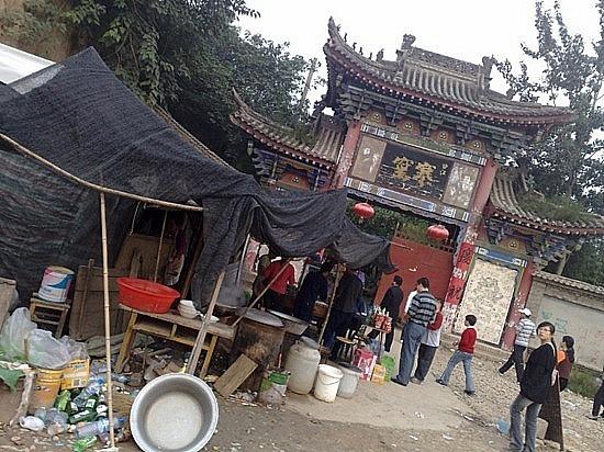 Hanyao Temple, Qujiand Park, Qin Huhais Tomb & Tem