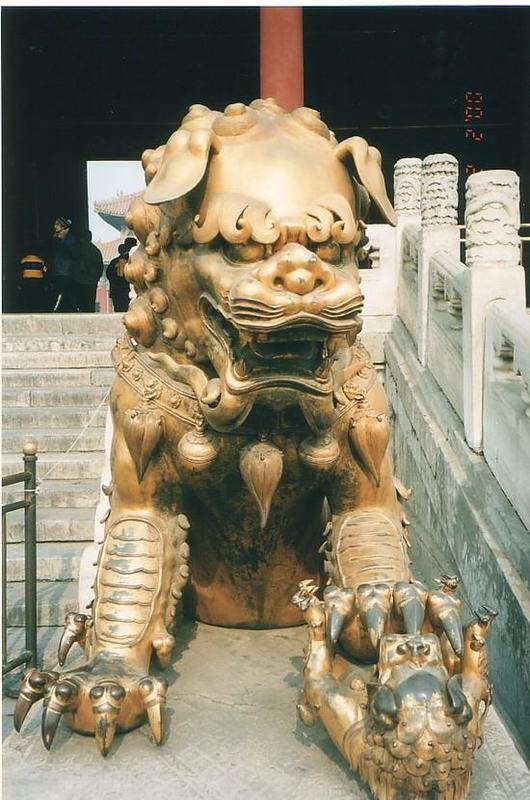 Tienamin Square & Forbidden City (6)