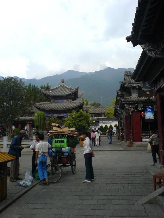 Dali Old Town Walk (4)