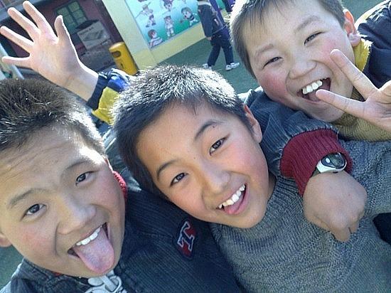 Luo Wei Jim Beam & English Week Fun