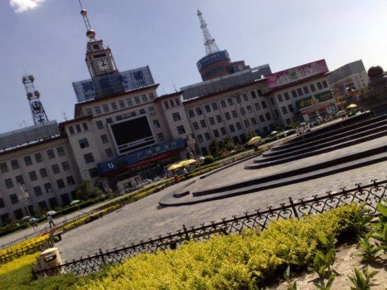 3-Temples & Parks City Walk