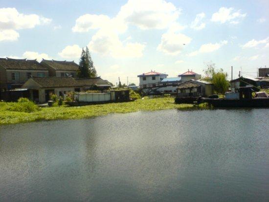Zhouzhuang Water Village 22