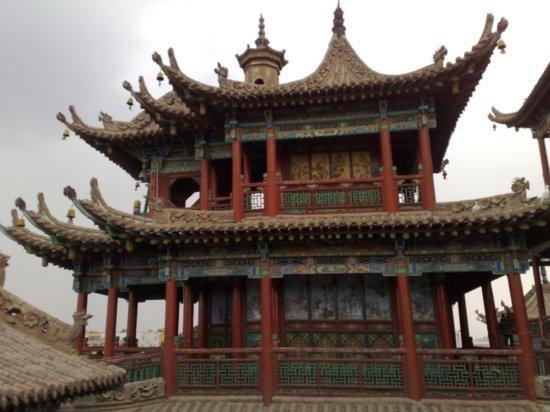 13-Gao High Temple
