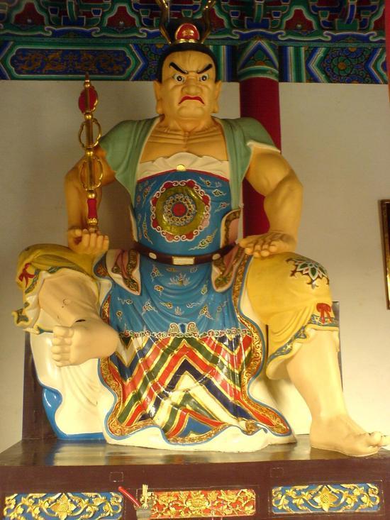 Kaifeng - Grand Buddha Temple (1)